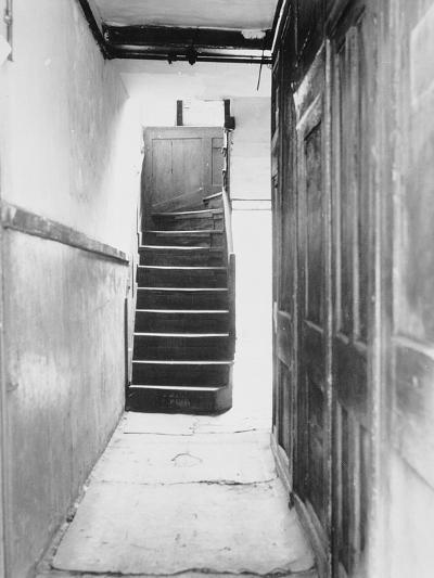 The Interior of 29 Hanbury Street,1888--Photographic Print