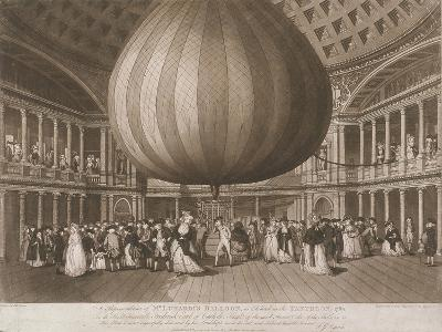The Interior of the Pantheon, Oxford Street, London, 1785-Valentine Green-Giclee Print