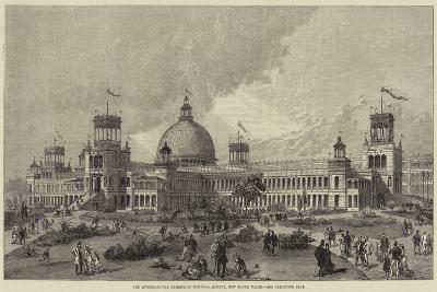The International Exhibition Building, Sydney, New South Wales--Giclee Print