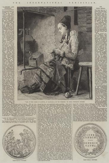 The International Exhibition-Johan Fredrik Hockert-Giclee Print