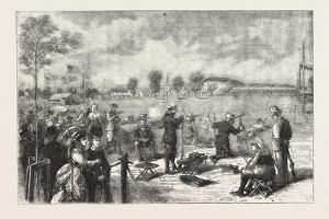 The International Rifle Match at Creedmoor