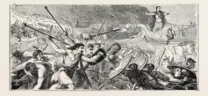 The Invasion of Britain by Julius Caesar