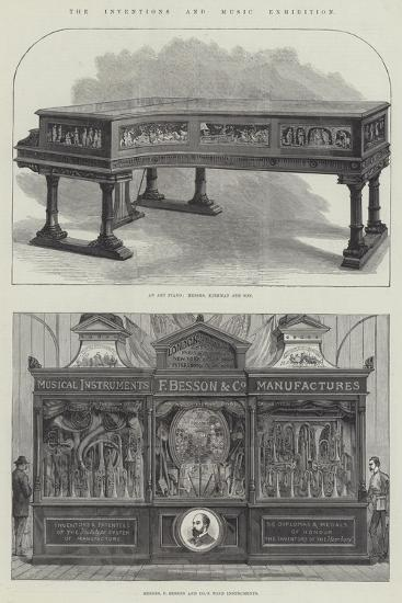 The Inventions and Music Exhibition--Giclee Print
