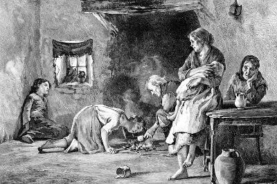 The Irish Famine, 1845-1849--Giclee Print