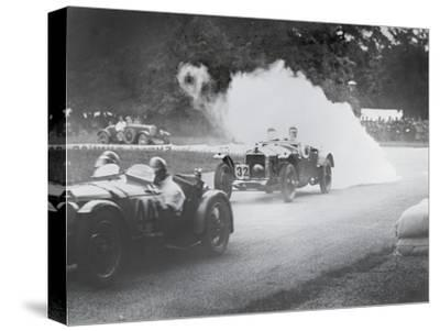 The Irish Grand Prix, Phoenix Park, Dublin, 19th July 1930