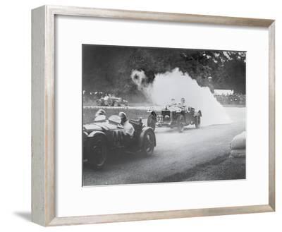 The Irish Grand Prix, Phoenix Park, Dublin, 19th July 1930