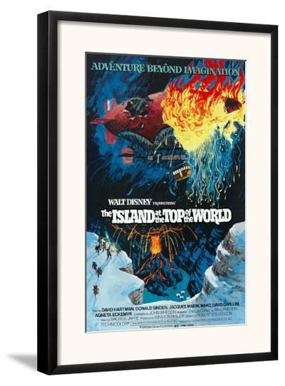 The Island At the Top of the World, 1974--Framed Photographic Print