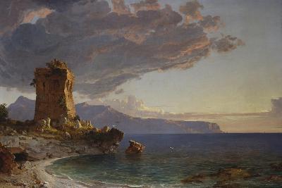 The Isle of Capri, 1893-Jasper Francis Cropsey-Giclee Print