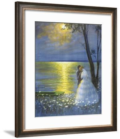 The Isle of Love-Marygold-Framed Giclee Print