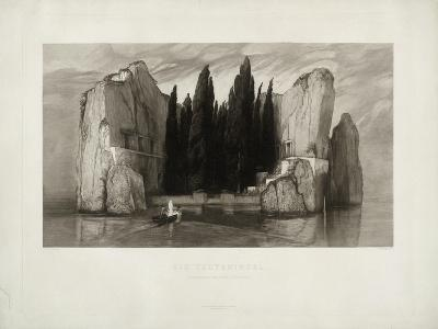 The Isle of the Dead, 1890-Max Klinger-Giclee Print