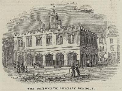 The Isleworth Charity Schools--Giclee Print