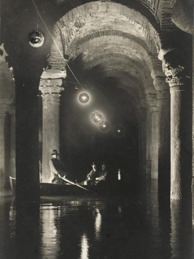 The Istanbul Underground Cistern--Photographic Print