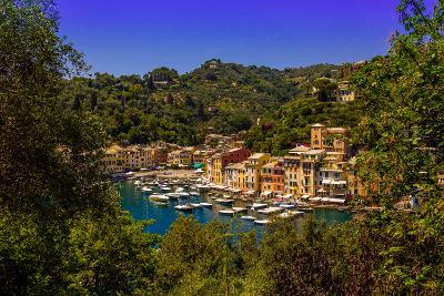 The Italian Fishing Village of Portofino, Liguria, Italy, Europe-Laura Grier-Photographic Print