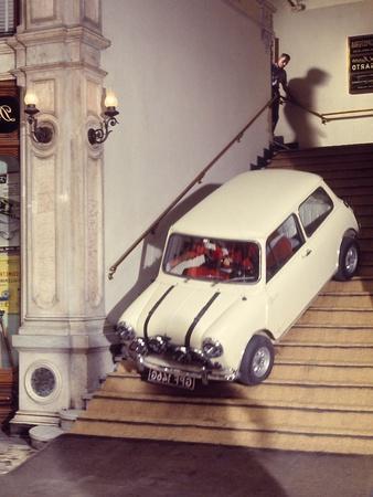 The Italian Job, 1969--Photo