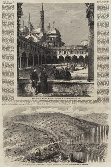The Italian Quadrilateral--Giclee Print