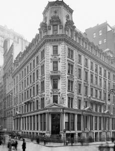 The J.P Morgan Building, New York City