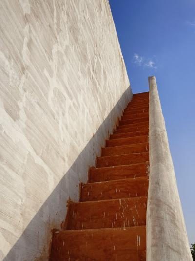 The Jantar Mantar, Jaipur, India-Adam Jones-Photographic Print