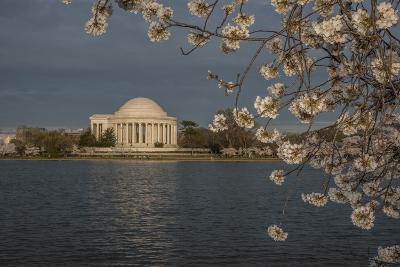 The Jefferson Memorial on the Edge of the Tidal Basin-Cristina Mittermeier-Photographic Print