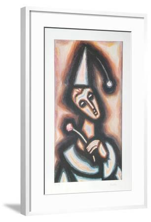 The Jester-Samuel Ducshi-Framed Limited Edition