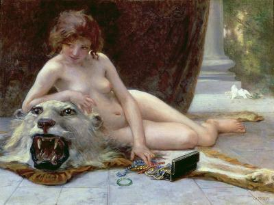 The Jewel Case-Guillaume Seignac-Giclee Print