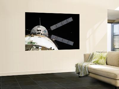 The Johannes Kepler Automated Transfer Vehicle-Stocktrek Images-Wall Mural
