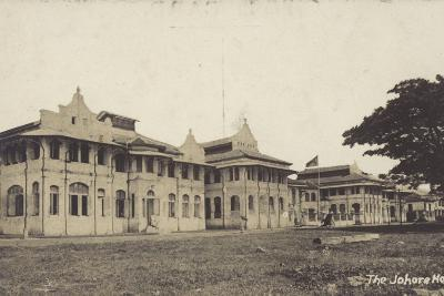 The Johore Hotel--Photographic Print