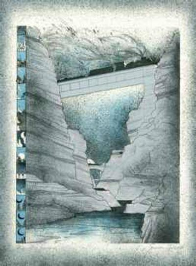 The Journey-Susan Hall-Collectable Print