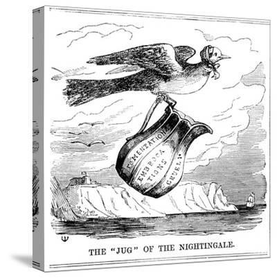 The Jug of the Nightingale, 1854