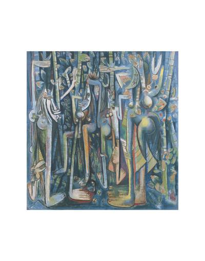 The Jungle, 1943-Wilfredo Lam-Art Print