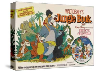 The Jungle Book, UK Movie Poster, 1967