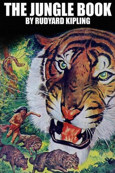 The Jungle Book--Art Print