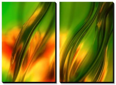 The Jungle-Ursula Abresch-Canvas Art Set