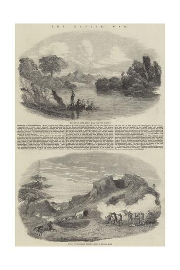 The Kaffir War--Giclee Print