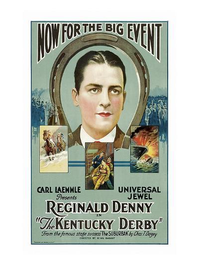 The Kentucky Derby--Art Print