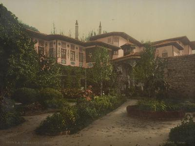 The Khan's Palace in Bakhchisaray, 1890-1900--Giclee Print