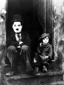 The Kid, Charlie Chaplin, Jackie Coogan, 1921