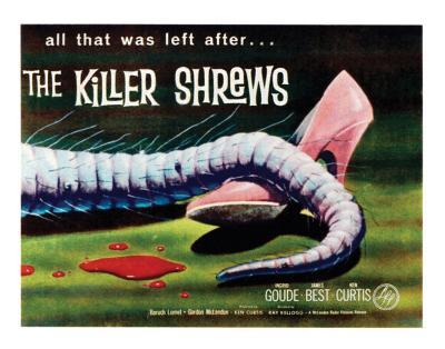 The Killer Shrews - 1959 I--Giclee Print