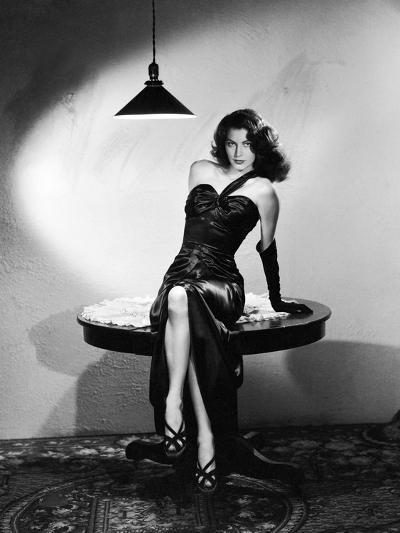 The Killers 1946 Directed by Robert Siodmak Ava Gardner--Photo