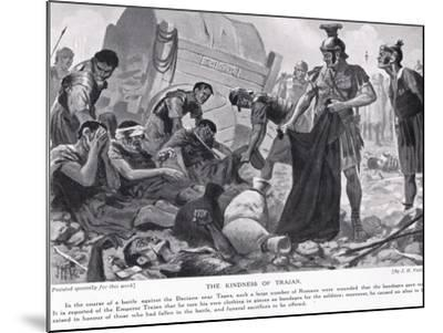 The Kindness of Trajan-John Harris Valda-Mounted Giclee Print