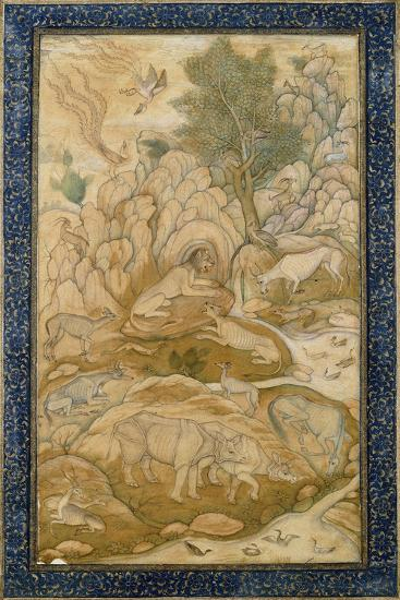 The King of the Forest, C.1600-1610--Giclee Print