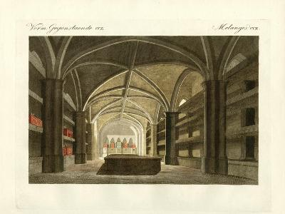 The King's Crypt of Windsor--Giclee Print