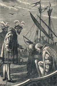The King Visits Vasco Da Gama, 1904