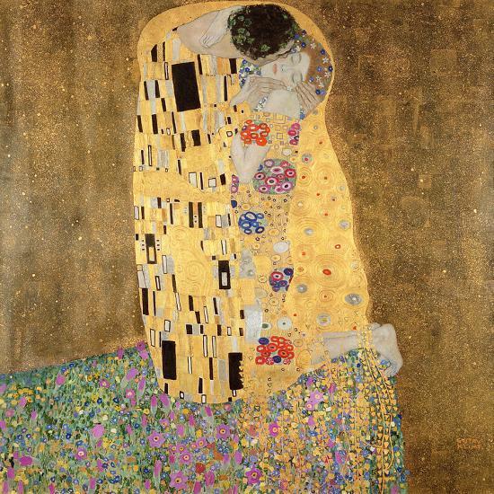 The Kiss, 1907-08-Gustav Klimt-Giclee Print