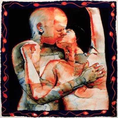 The Kiss, 1987-Graham Dean-Giclee Print