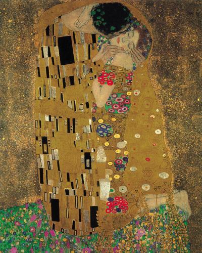 The Kiss, c.1907-Gustav Klimt-Art Print