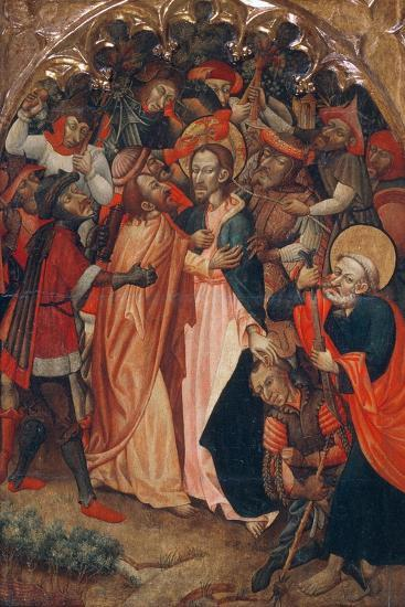 The Kiss of Judas--Giclee Print
