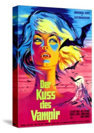 The Kiss of the Vampire, (aka Kiss of the Vampire), 1963