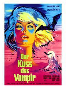 The Kiss of the Vampire, (aka Kiss of the Vampire), 1963