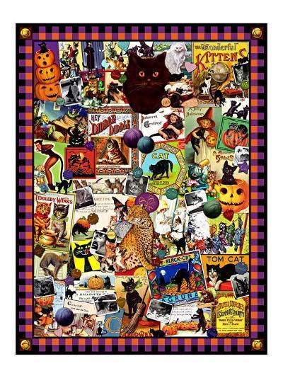 The Kitty Cat Meow-Kate Ward Thacker-Giclee Print