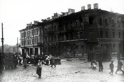 The Kronstadt Revolt, 1921-Russian Photographer-Photographic Print